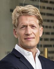 Portræt af Jens Riis Andersen