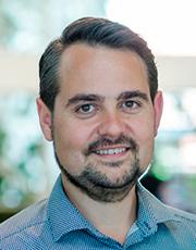 Portræt af Kasper Lyhr, administrerende direktør i FirstAgenda